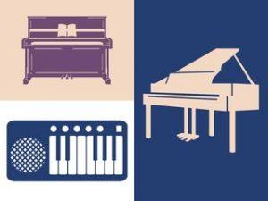 Moet ik oefenen voor pianoles?