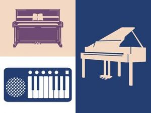Hoe lang heb ik pianoles nodig?