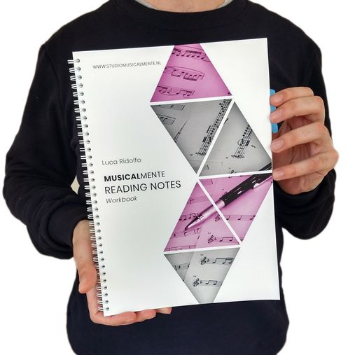 Reading notes booklet