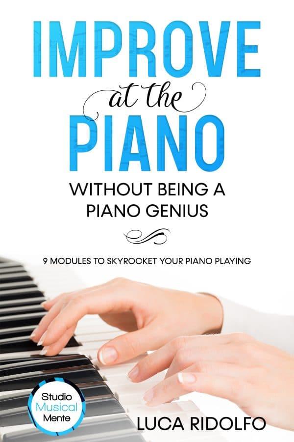 E-book Improve at the Piano