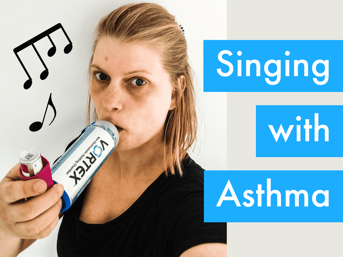 Singing with Asthma, Zingen met astma