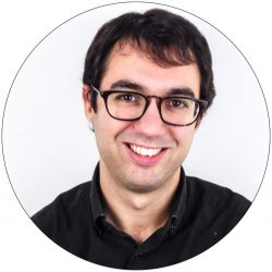 Luca Ridolfo Piano teacher in Den Haag